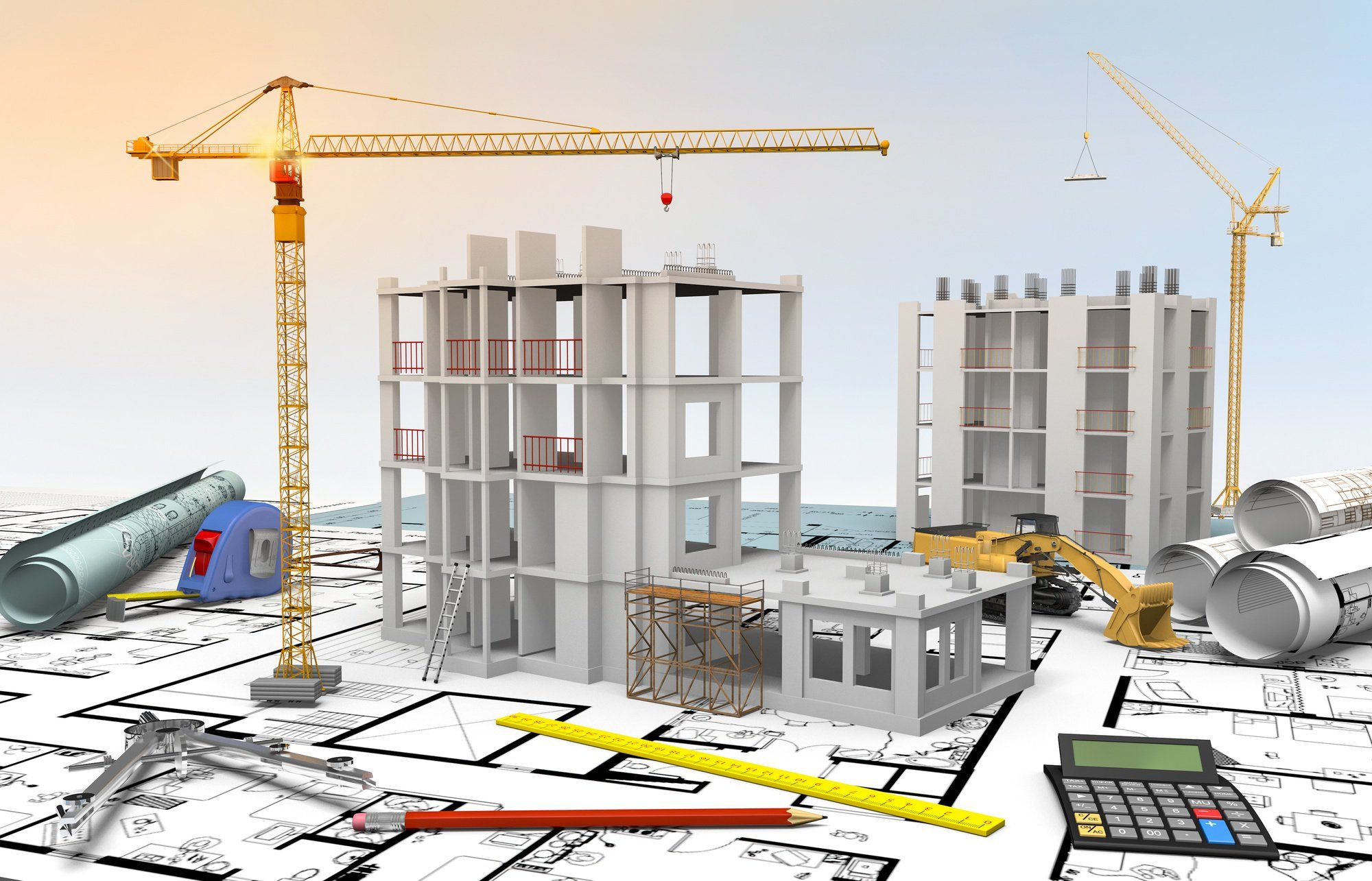 3d Building Models For Engineers And Architects 3d Building Models Civil Engineering Design 3d Building