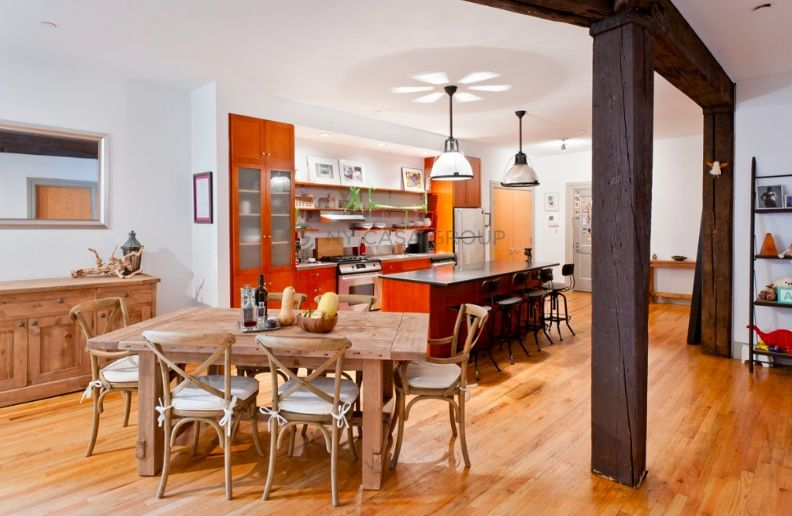 NO FEE amazing Dumbo Brooklyn Loft Apartment- Must see. $4300 for rent, Dumbo Loft rentals Water Street in NYC | Nest Seekers