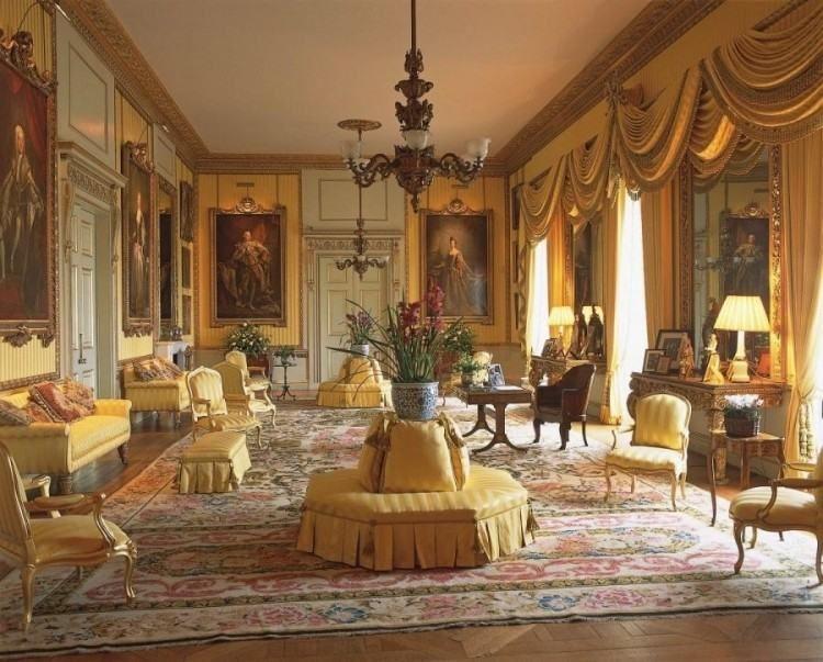 Interior Design Of Shahrukh Khan House | Georgian ...