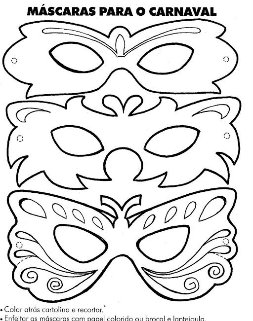 Printable Mask Template Entrancing Httpslh6.googleusercontent2V2Xgo6R08Sotb7Oqeczi .