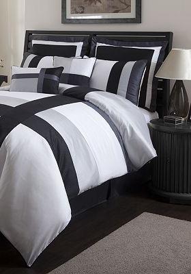 Lush Decor Iman 8 Pc Comforter Set Home King Size Comforter Sets Comforter Sets