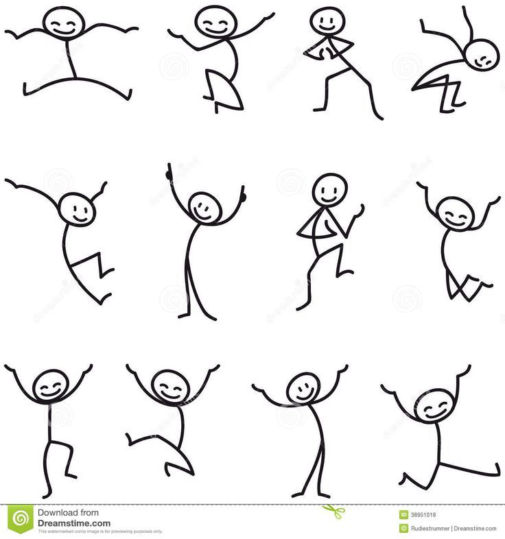 Stick Man Stick Figure Happy Jumping Celebrating Download From Over 41 Million High Qual Stick Figure Drawing Stick Drawings Stick Figures