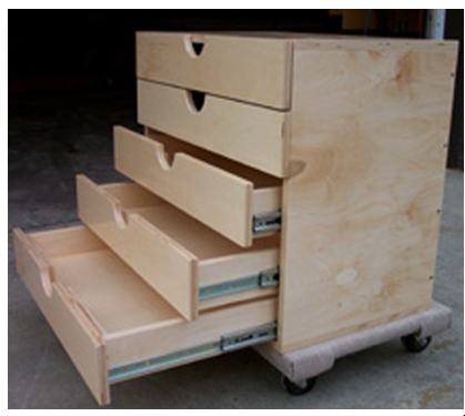 Image Result For Diy Plywood Rolling Tool Case With Telescoping