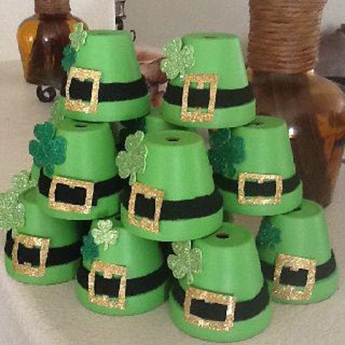 St Patrick Day Craft Ideas