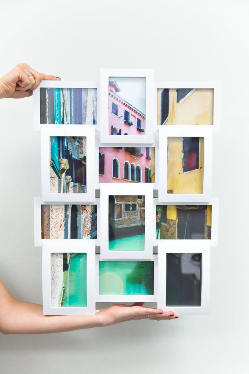 Collage frame rehab picture frame crafts frame crafts