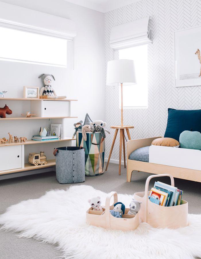 Dormitorio Contemporaneo Para Ninos Pequenos Big Boy Bedrooms Toddler Bedrooms Home Decor Bedroom
