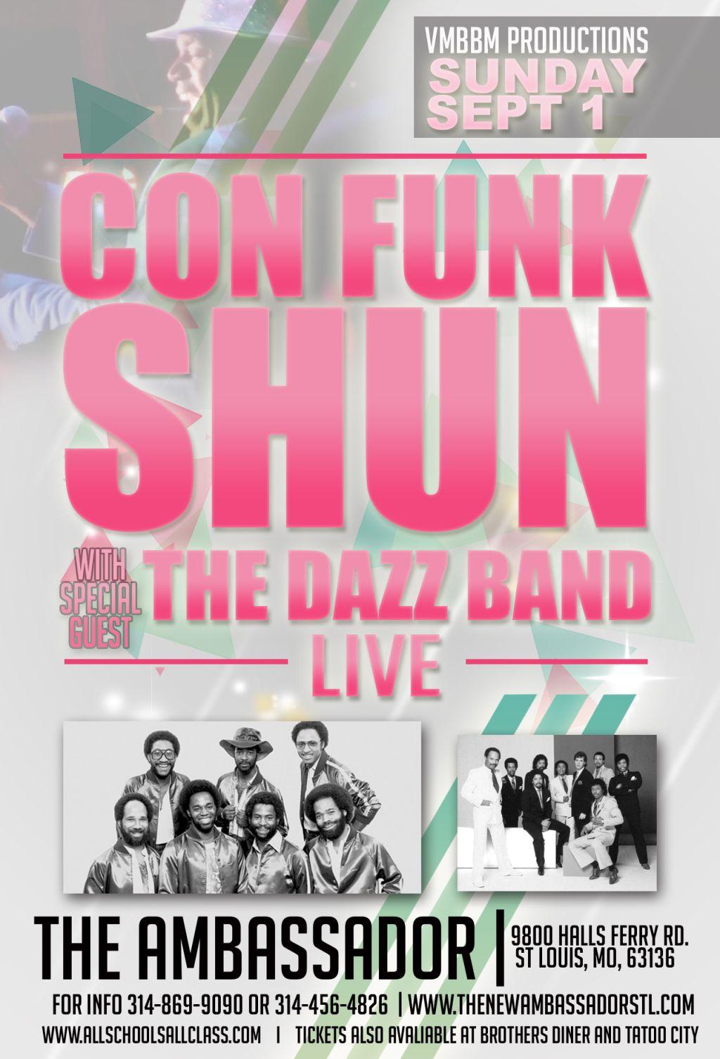 con-funk-shun | SOUL!! | Funk bands, Soul singers, Uptown funk