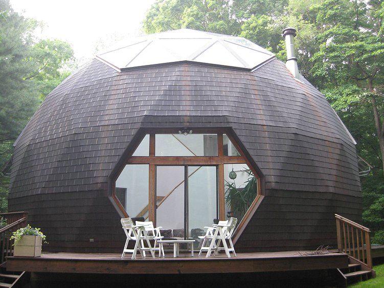 как построить круглый дом своими руками: 26 тыс ...