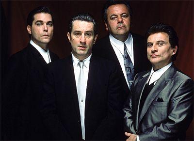 Uno De Los Nuestros Goodfellas Martin Scorsese 1990 Buenos Hermanos Lenguaje Corporal Robert De Niro