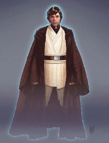 Star Wars: Legacy 7: Broken, Part 6 cover art by Adam Hughes