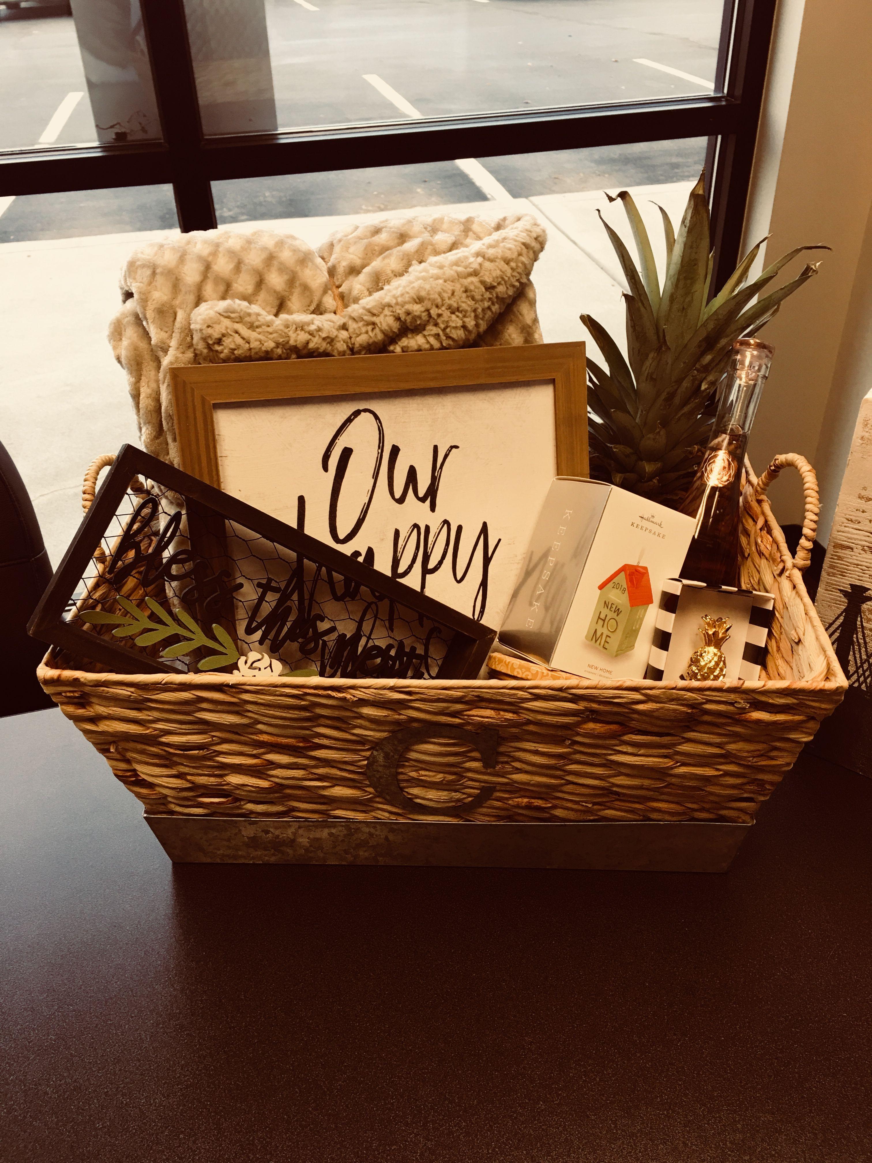 Client closing gift leslie hogan real estate www
