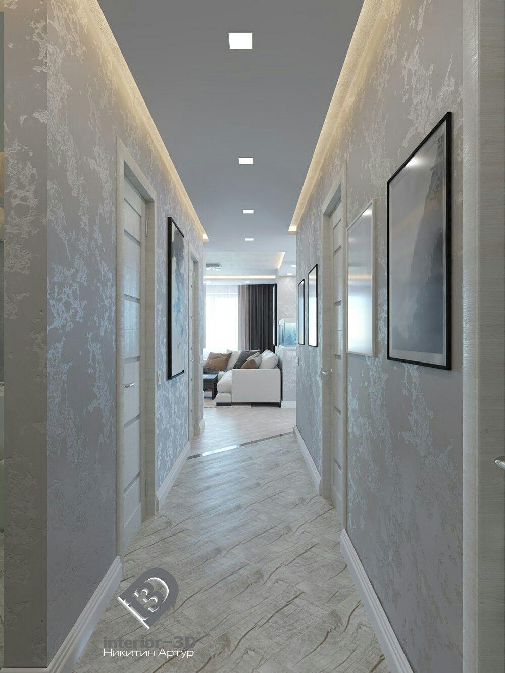 Przedpokój (con immagini) Arredamento corridoio, Design