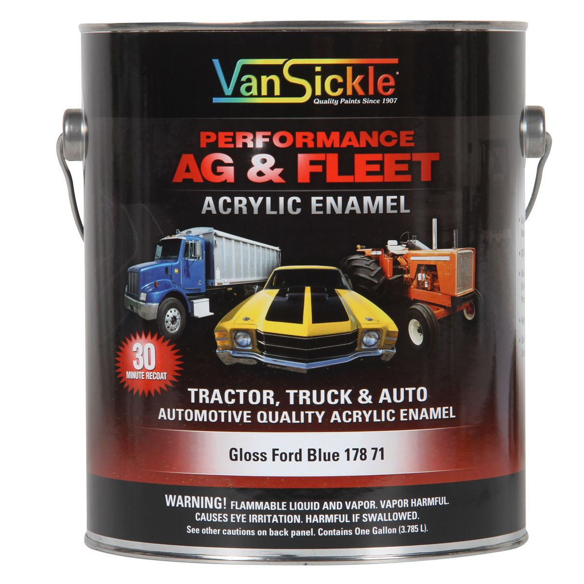 Performance Ag Fleet Is Our Fast Dry Oil Based Acrylic Formulation That Provides Automotive Type Application And Performance Fleet Performance Quality Paint