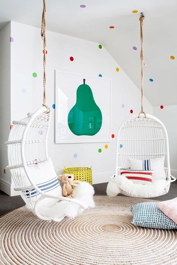 10 idées déco pour des chambres d'enfants qui ne se démoderont pas rapidement!