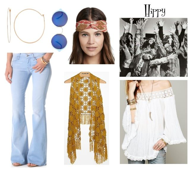 perfect hippie day outfit ideas