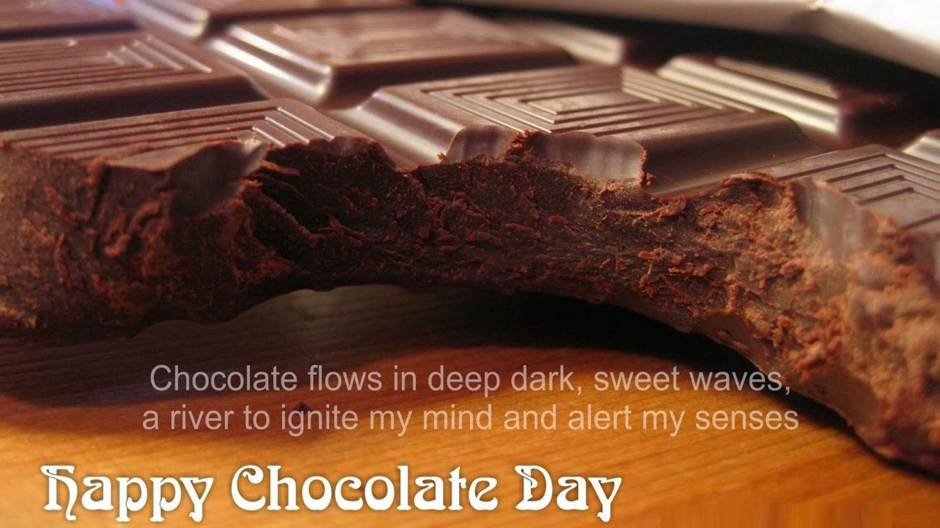 Chocolate Day Special Wallpapers 2014 Free Hd Wallpapers Download Chocolate Day Happy Chocolate Day Wishes Happy Chocolate Day Happy chocolate day pic free download