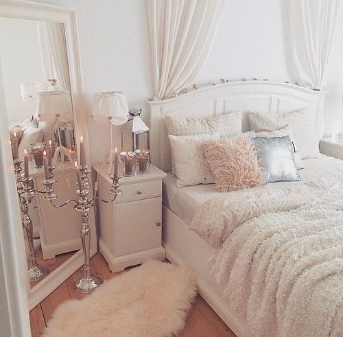 classy bedroom ideas. home accessory mirror white rug furry bedroom classy carpet  bed bedding Luxury Bedroom Archives Page 3 of 10 Decor