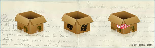 Box #icons by Bjorn Lindberg