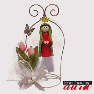 Hermoso Recuerdito con la Virgen de Guadalupe a $239
