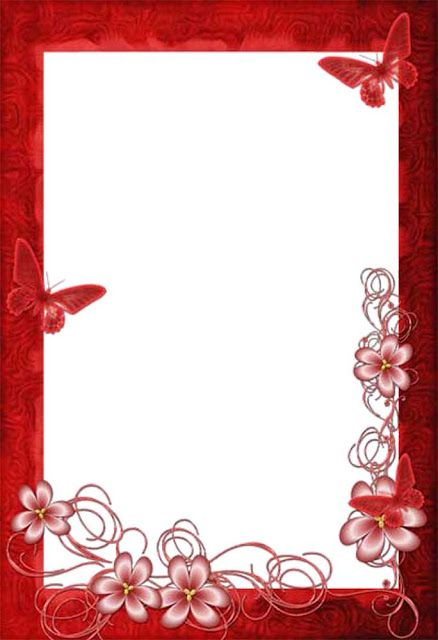 Pin by yaya on png frame | Pinterest | Frame, Flower frame and ...
