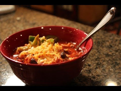 Easy Muscle Building Meal Healthy Ground Turkey Chili Pesce