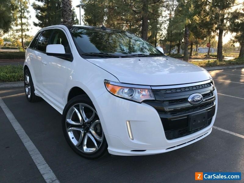 2011 Ford Edge Sport ford edge forsale unitedstates