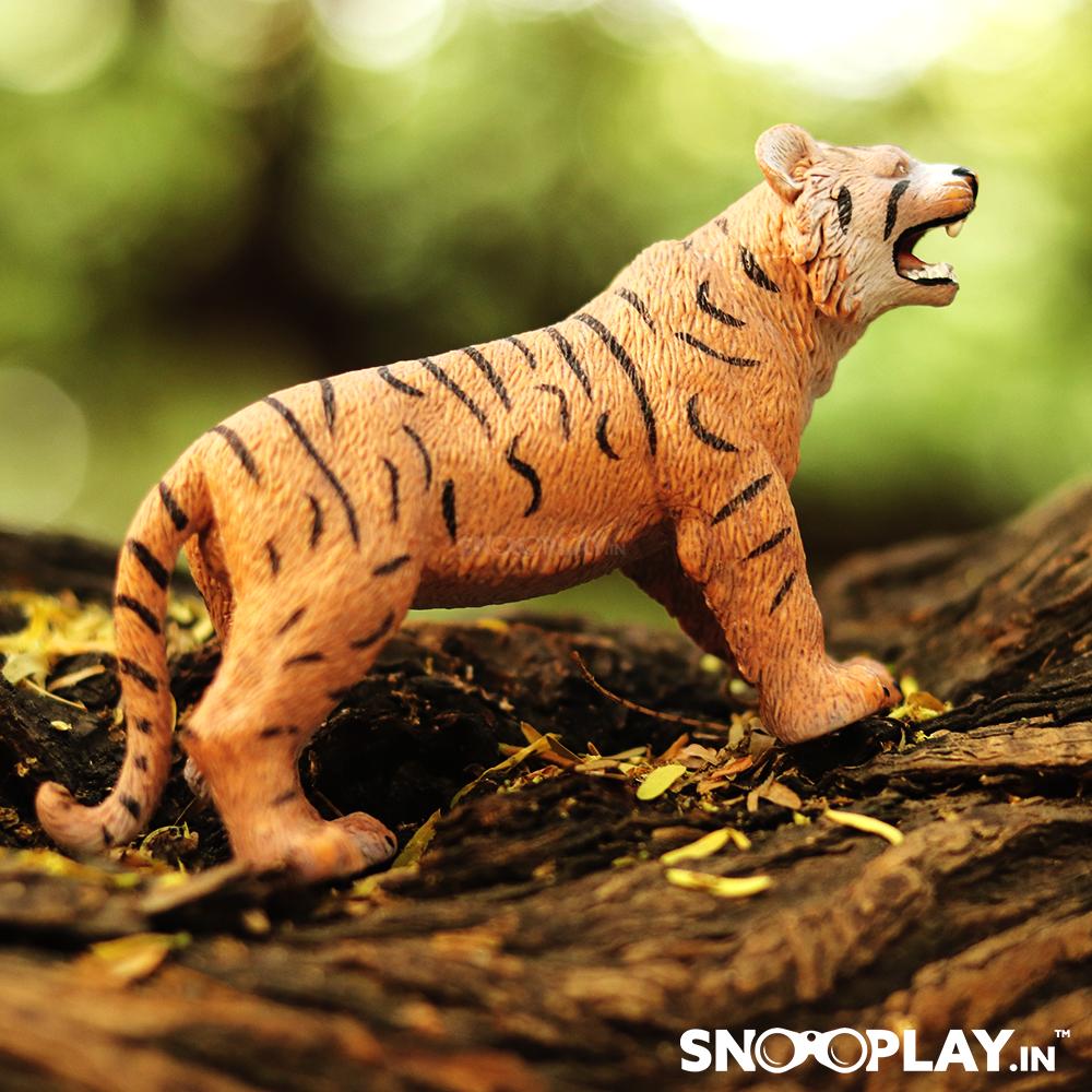Siberian Tiger Animal Figure National Geographic