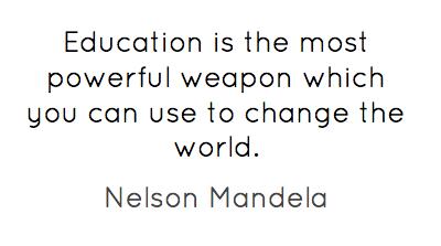 Nelson Mandela Quotes This Inspires Me Pinterest Quotes