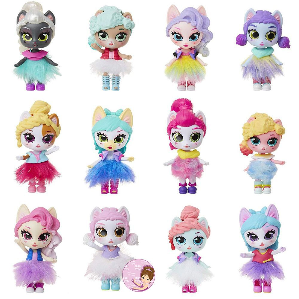 Kitten Catfe Purrista Girls Doll Series 1 In 2020 Top Toys For Girls Dolls Shopkin Dolls
