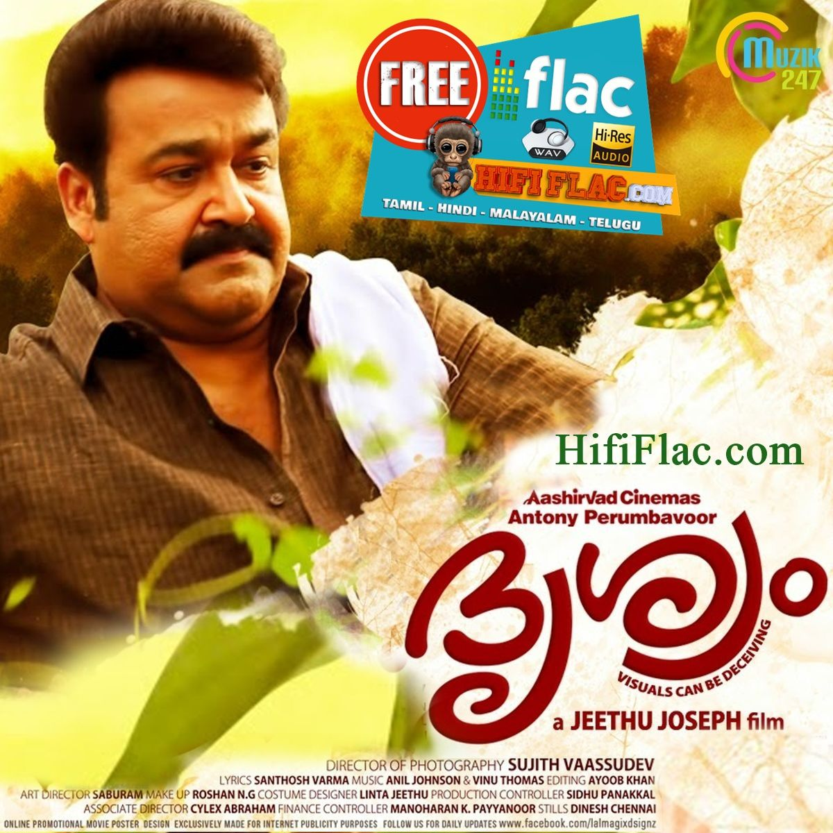 Drishyam 2013-Malayalam-Digitalrip-Flac  Jeethu Joseph -7614