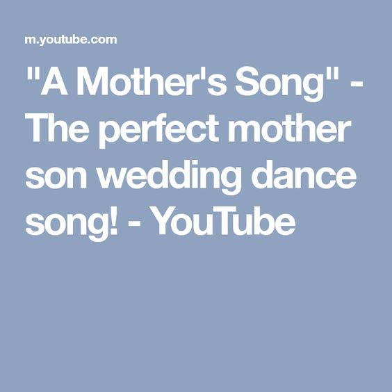 A Mother\'s Song\