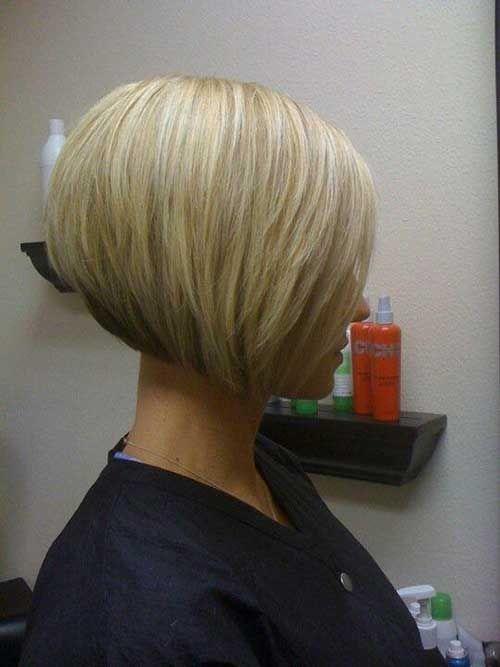 17 Bob Frisuren Gestuft Die Beliebtesten Frisuren! Büro