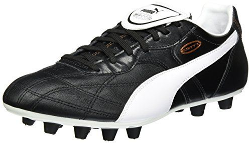 Adreno III It, Chaussures de Football Homme, Noir Black White-Bright Plasma 02, 39 EUPuma
