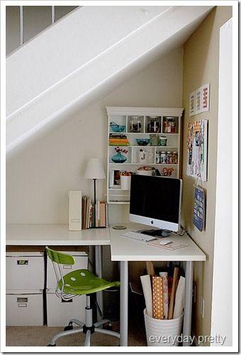 Jylare1 Office Under Stairs Desk Under Stairs Under Stairs
