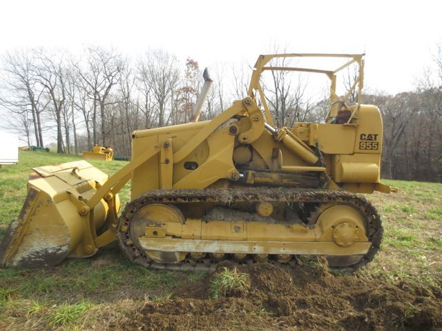 1964 Caterpillar 955H Track Loader used | Tractors