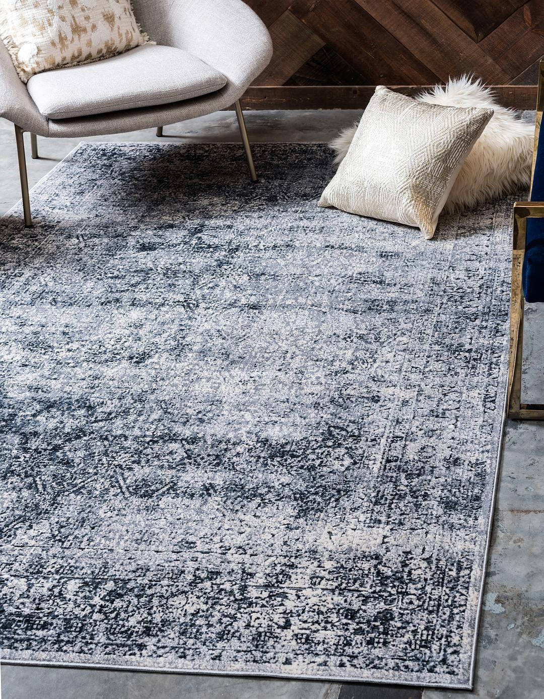 Dark blue 9 x 12 villa rug area rugs esalerugs