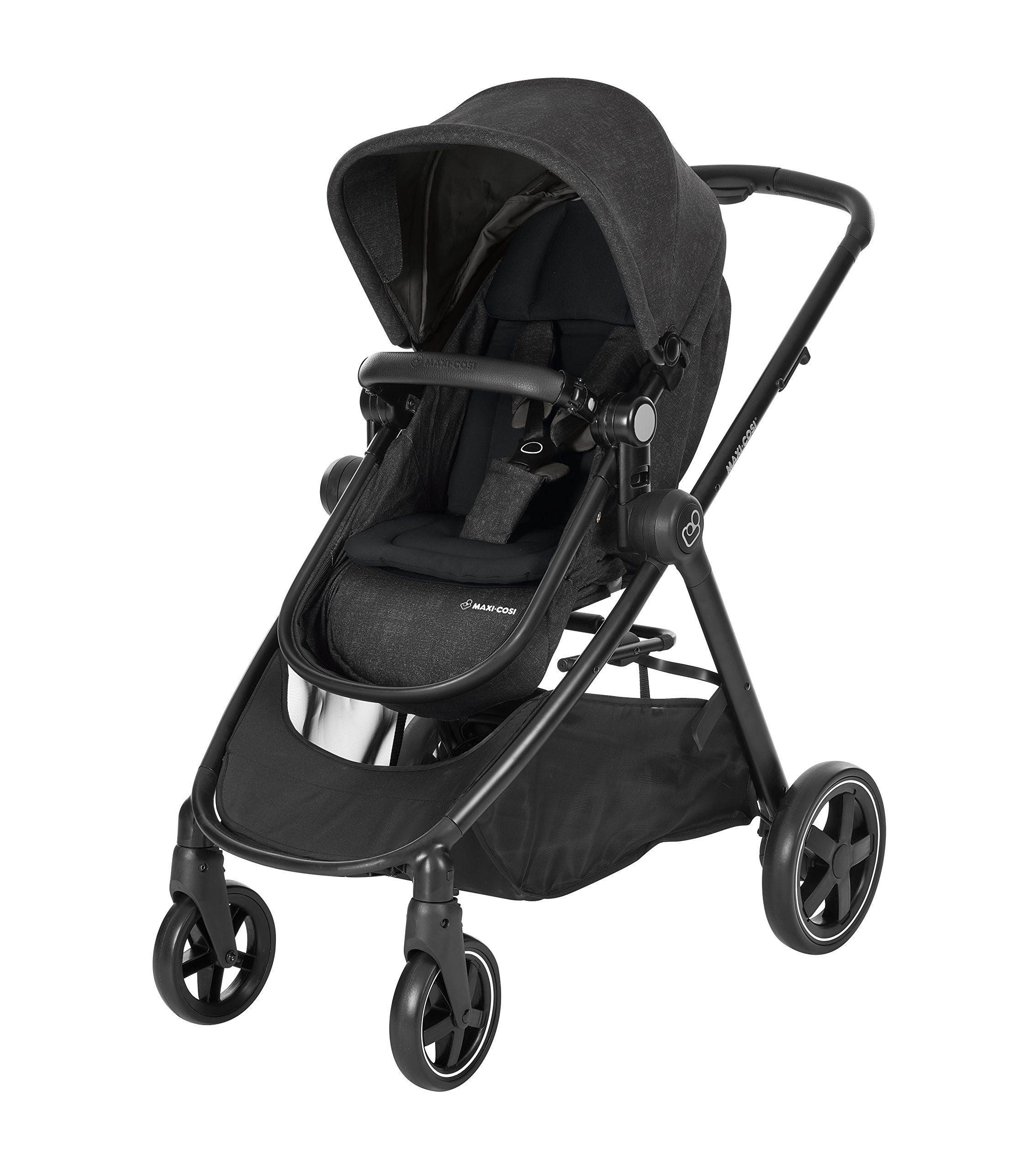 MaxiCosi Zelia Baby Pushchair, Lightweight Urban Stroller