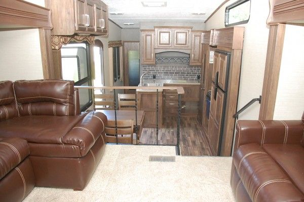 Rvs #fifthwheel #newrvs 2016 Keystone Cougar 337Fls Front Living Best Fifth Wheel Campers With Front Living Rooms Inspiration