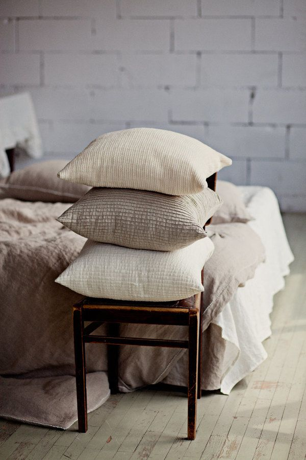 I Love Linen Etsy Decorative Linen Throw Pillow Flax Cushion Case For Home Decor Bedding Homedecor Ad Cozy Bed Linens Luxury Home Home Decor Inspiration