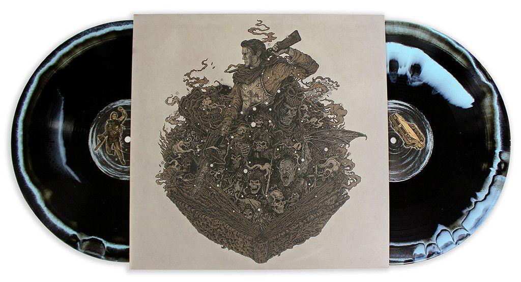 Vinyl Review Army of Darkness OST Modern Vinyl Vinyl Art
