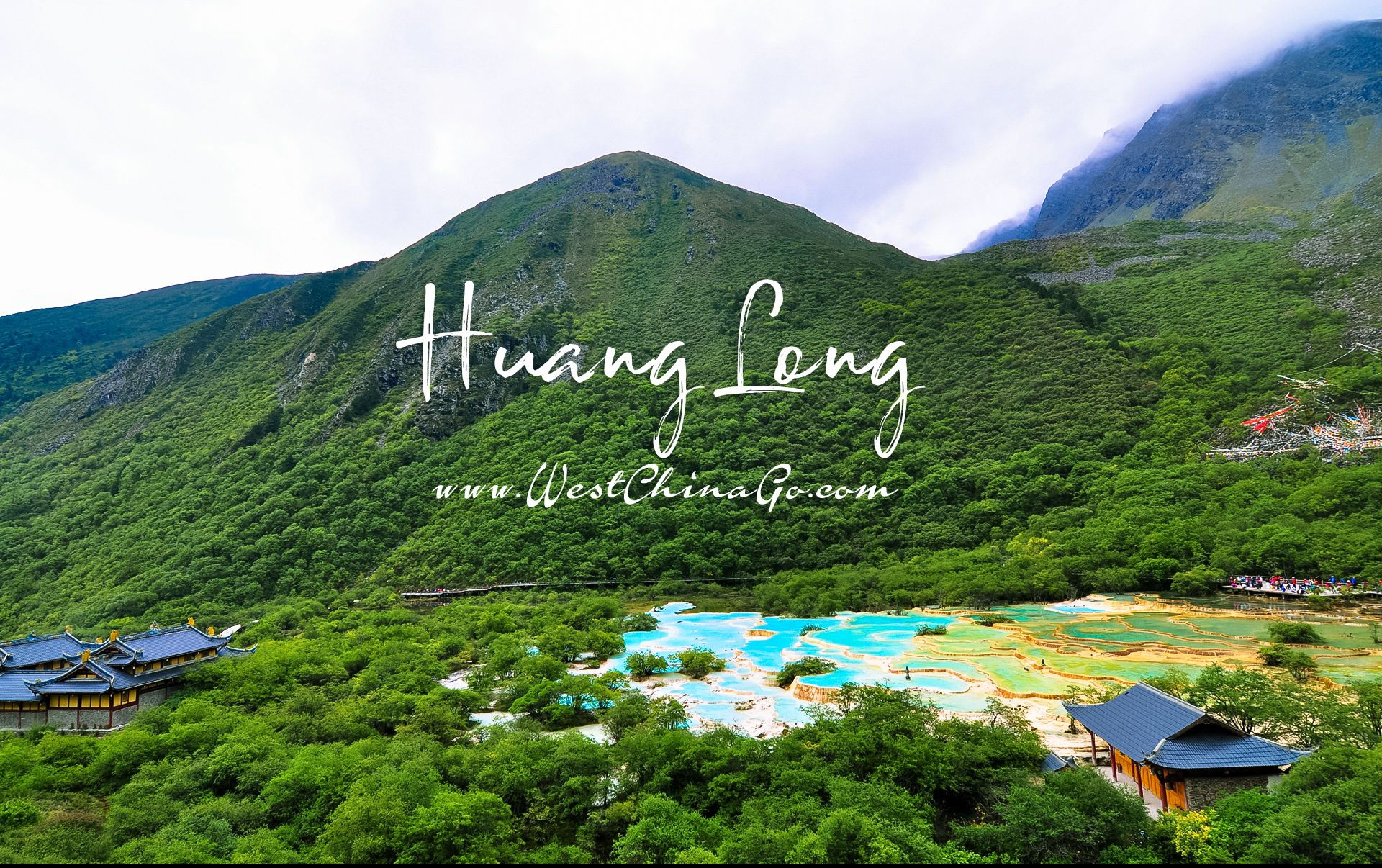 huanglong tour