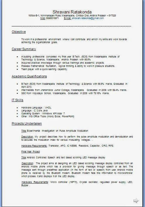 Curriculum Vitae Europass Word Sample Template Example Ofexcellent