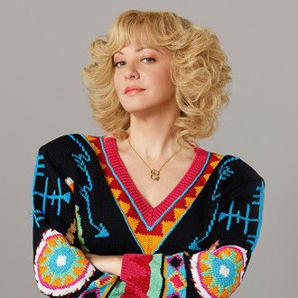 Wendi McLendon-Covey as Beverly Goldberg You just gotta love her mommy self