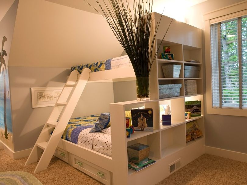 Kids Bedroom Organization 10 shared kids bedroom storage and organization ideas - http://www