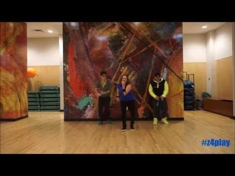 "▶ ""Nota de Amor"" by Wisin & Carlos Vives Ft. Daddy Yankee - Zumba ® Fitness Choreograhpy - YouTube"