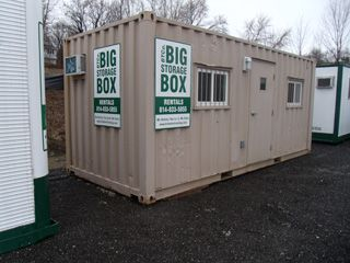 #onsite #storage solutions through Big Box Rentals ...