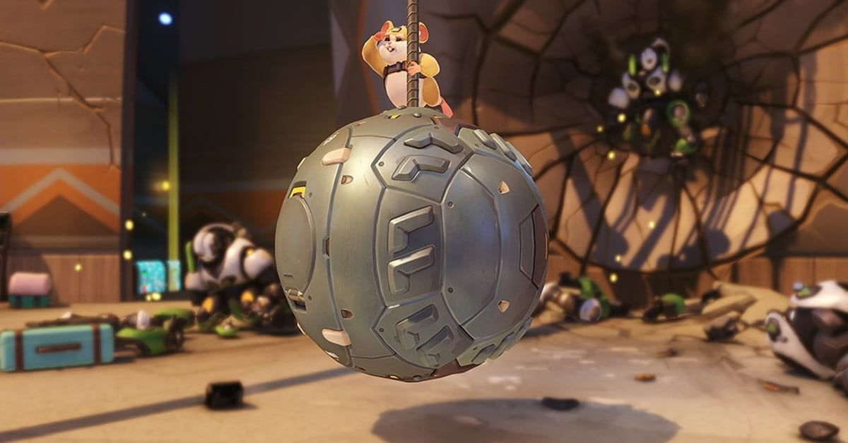 Wrecking Ball Guide How To Win With Hammond In Overwatch