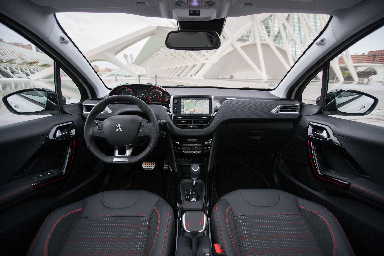 New Peugeot 2008 Suv Interior Peugeot 2008 Peugeot Suv