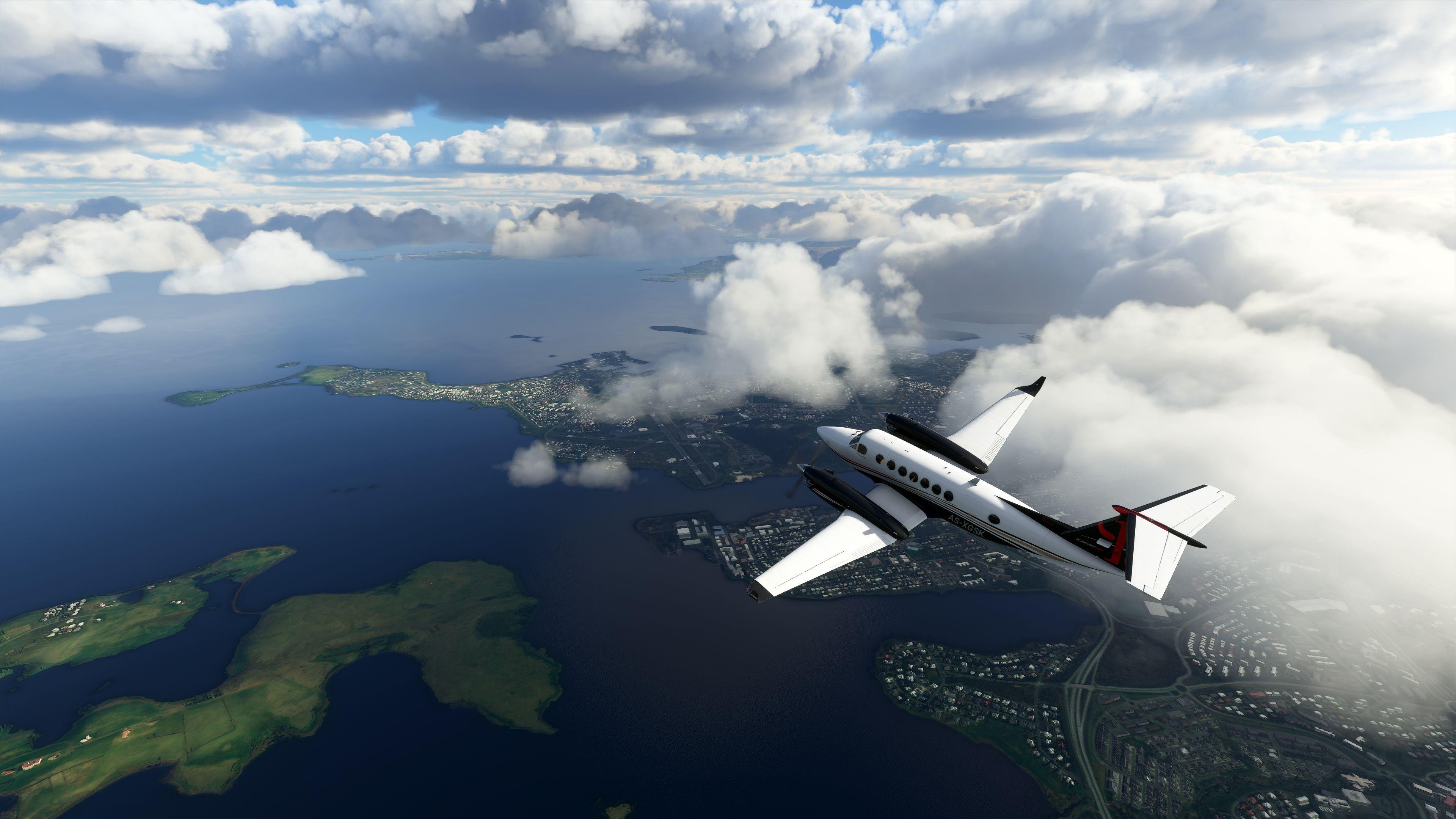 The Best Flight Sims On Pc In 2020 Microsoft Flight Simulator Flight Simulator Best Flights