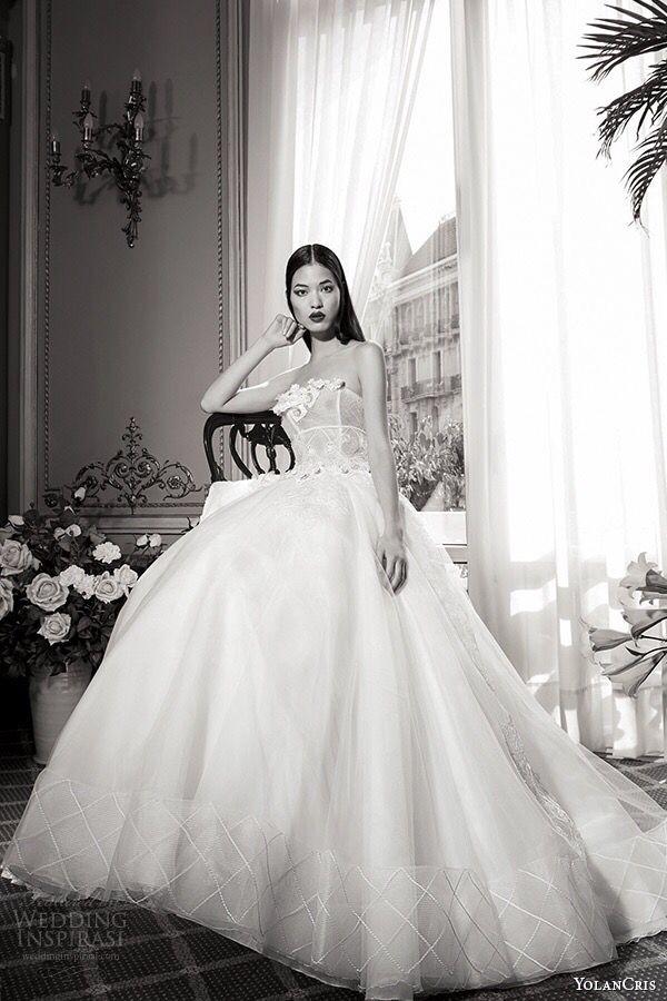Yolan Cris 2016 Couture Bridal Collection